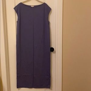 GAP Sleeveless Column Dress